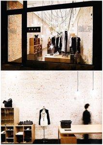 L E F T  Boutique, Gertrude St, Fitzroy
