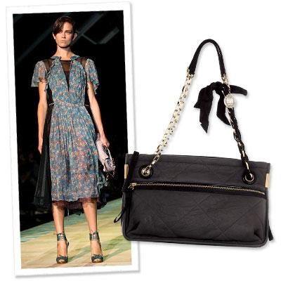 Lanvin Bag, $1,965; http://net-a-porter.com.
