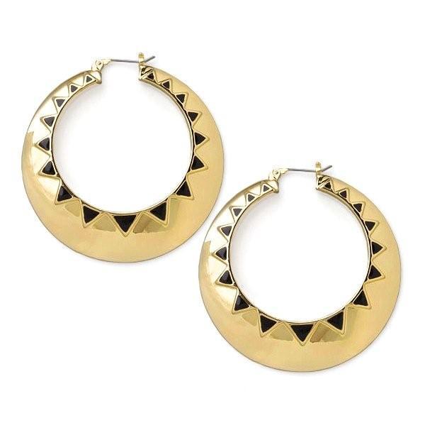 Designer Hoop Earrings Uk
